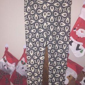 lularoe printed leggings